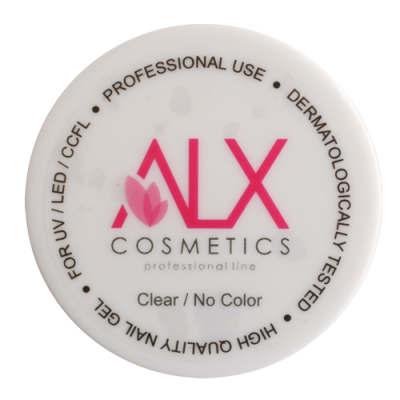 ALX Builder Gel Clear 15 ml (Πηχτό)