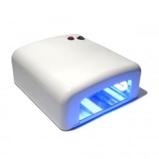 Λάμπα Νυχιών UV 36 Watt Επαγγελματική Λευκή ( τύπος 1)
