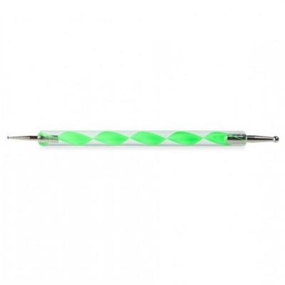 Εργαλείο dots για διακόσμηση νυχιών Πράσινο