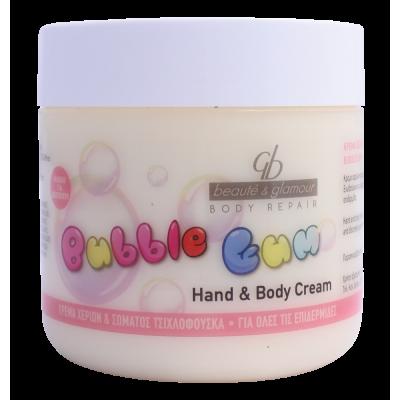 Κρέμα Σώματος Bubble Gum (Τσιχλόφουσκα) 500ml