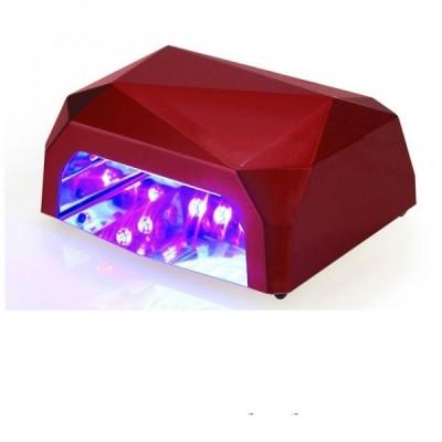 Λάμπα Νυχιών CCFL-LED Επαγγελματική